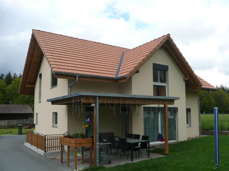 Holzbau Gruber 2015 einfamilienhaus ca gruber herzogenbuchsee
